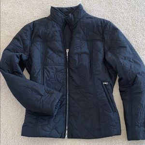 Ladies US 14 Bogner Jacket - Blk - Exc Cond